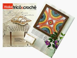 ColoridoEcletico no Anuário da Revista Make!