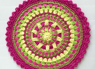 Mandala ColoridoEcletico - Passo a Passo