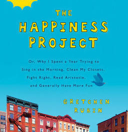 Book Club/ The Happiness Project...