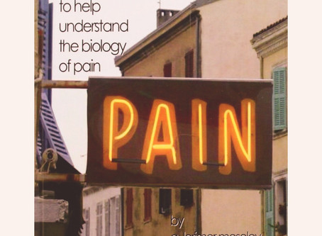 Book Club/  Painful Yarns: Metaphors and Stories to Help Understand the Biology of Pain