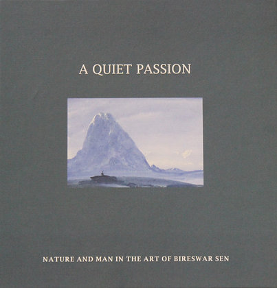 A Quiet Passion - Book