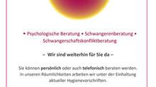 Beratung während der Corona-Pandemie in Stadt und Landkreis Osnabrück