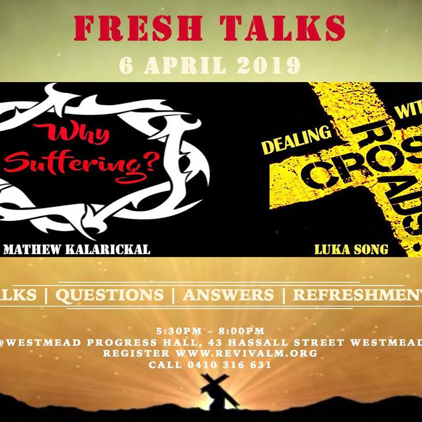 Fresh Talks: Series # 2