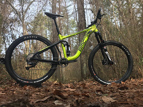 BMC Speedfox 03 Trailcrew SLX