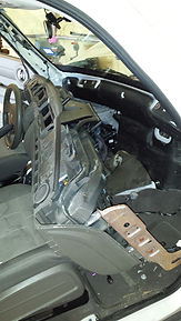 Dashboard Removal for HVAC Service