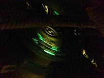 UV Light A/C Leak Finding