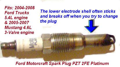 Ford Long Spark Plug