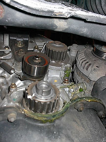 Honda D Series Leaking Water Pump