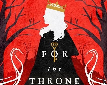 For The Throne Cover Reveal