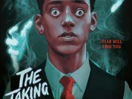 The Taking Of Jake Livingston Cover Reveal