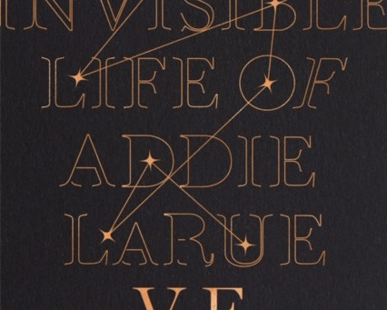 The Invisible Life of Addie LaRue Cover Reveal