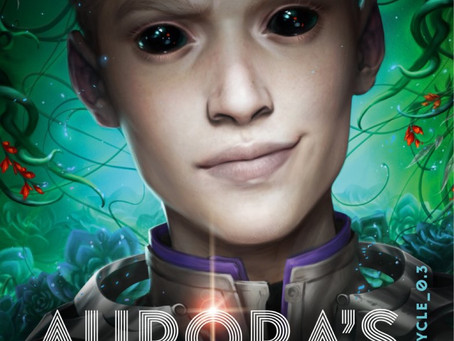 Aurora's End Cover Reveal