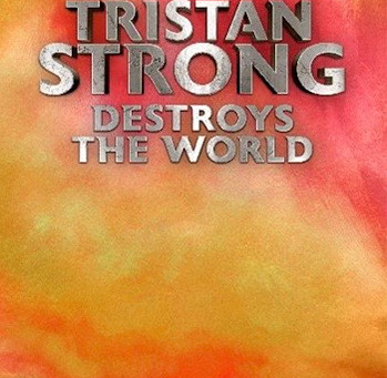 New Book Alert: Tristan Strong Destroys The World