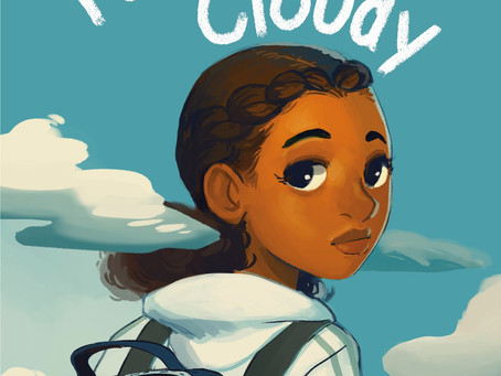 Partly Cloudy Cover Reveal