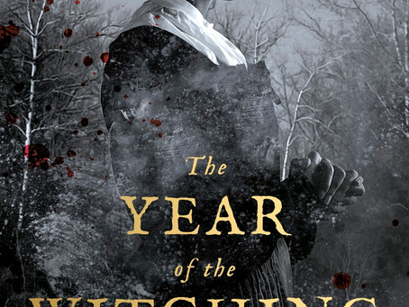 A Year of Witching Cover Reveal