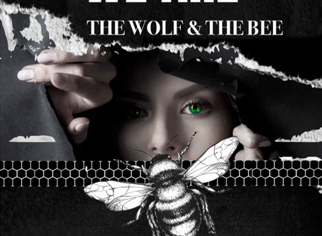 Animals We Are: The Wolf and the Bee Cover Reveal