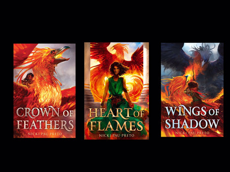 Series Spotlight: Crown of Feathers