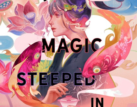 A Magic Steeped In Poison Cover Reveal