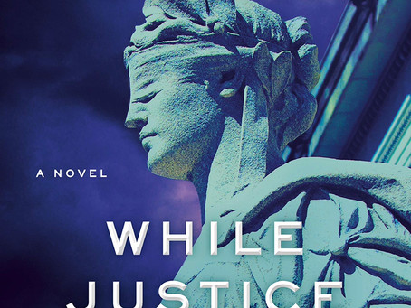 While Justice Sleeps TV Adaptation