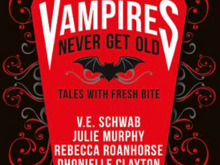 Vampires Never Get Old UK Cover Reveal