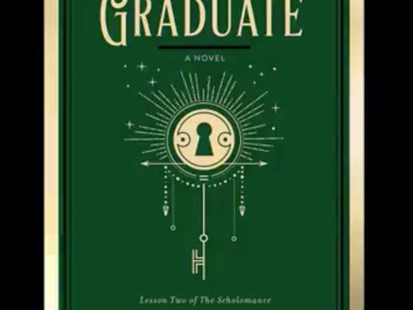 The Last Graduate Cover Reveal
