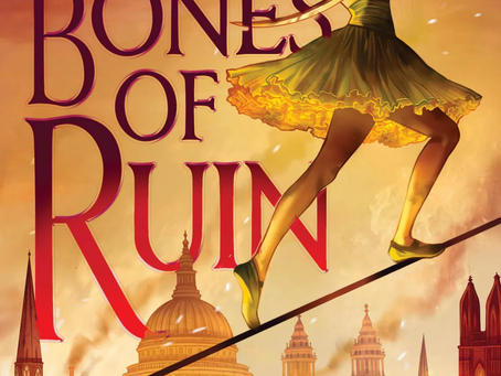 The Bones of Ruin Cover Reveal