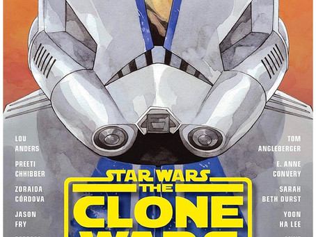 Star Wars The Clone Wars: Stories of Light and Dark Book Review