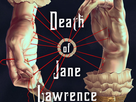 The Death Of Jane Lawrence Cover Reveal