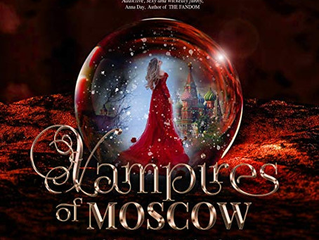 Vampires of Moscow Audiobook Review