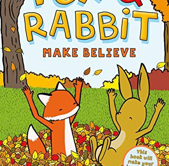 Fox & Rabbit Make Believe Book Review