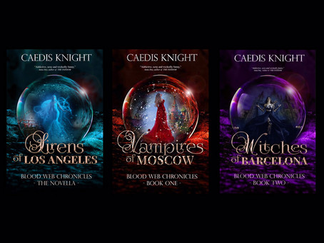 Series Spotlight: Blood Web Chronicles