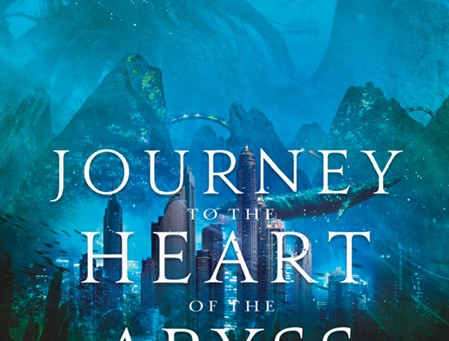 Journey To The Heart Of The Abyss Cover Reveal