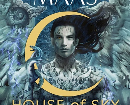 House of Sky and Breath Cover Reveal