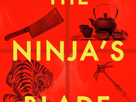 The Ninja's Blade Cover Reveal