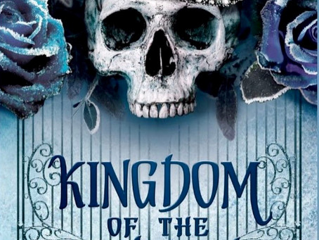 Kingdom of The Cursed B&N Exclusive Edition Cover Reveal