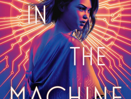 Goddess in the Machine Cover Reveal