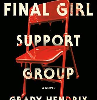 The Final Girl Support Group Cover Reveal