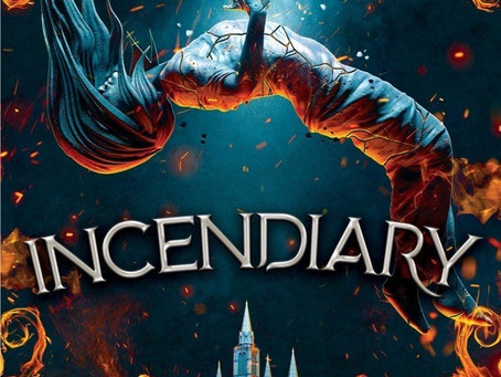 Incendiary Cover Reveal