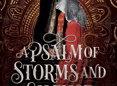 A Psalm Of Storms And Silence Cover Reveal