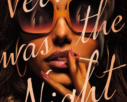 Velvet Was The Night Cover Reveal