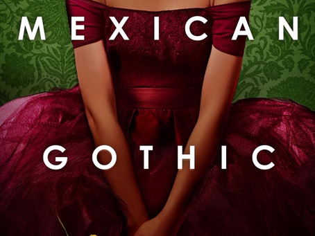 Mexican Gothic Cover Reveal