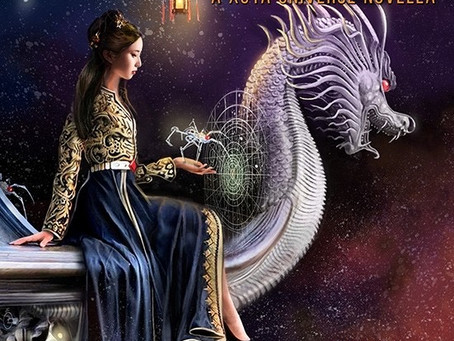 Seven of Infinities Cover Reveal