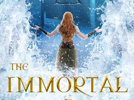 The Immortal Game Cover Reveal