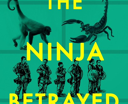 The Ninja Betrayed Cover Reveal