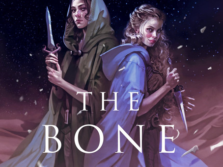 The Bone Way Cover Reveal