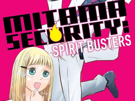 Manga Monday: Mitama Security: Spirit Busters