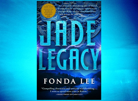 Jade Legacy Cover Reveal