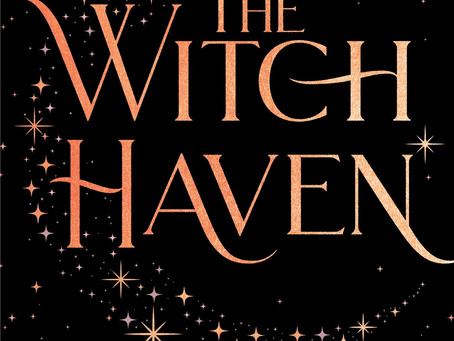 The Witch Haven Cover Reveal