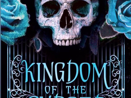 Kingdom of The Cursed Cover Reveal