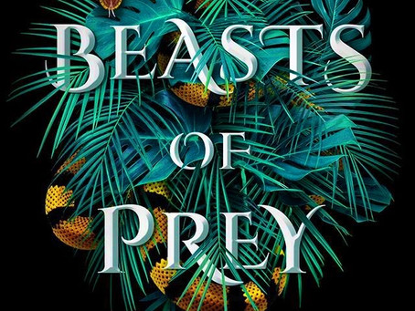 Beasts of Prey Cover Reveal